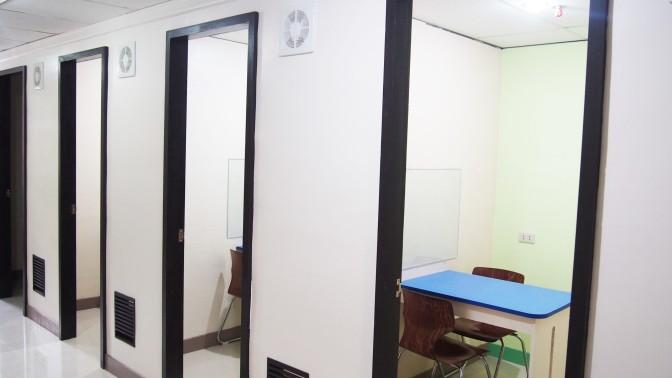 1on1教室