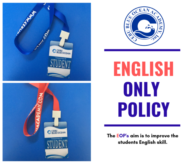 only english policy